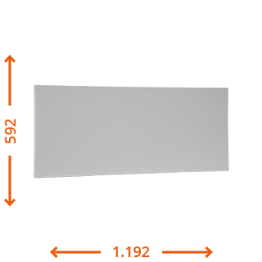Infrarotpaneel HVH600 RM60